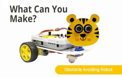 Obstacle Avoiding Robot