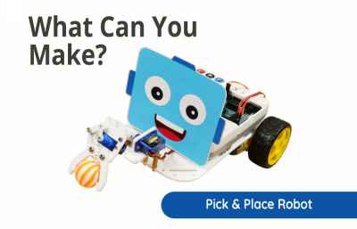 Pick & Place Robot