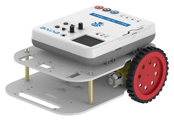 Simple Mobile Robot