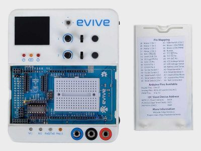 evive – The Best DIY Prototyping Tool
