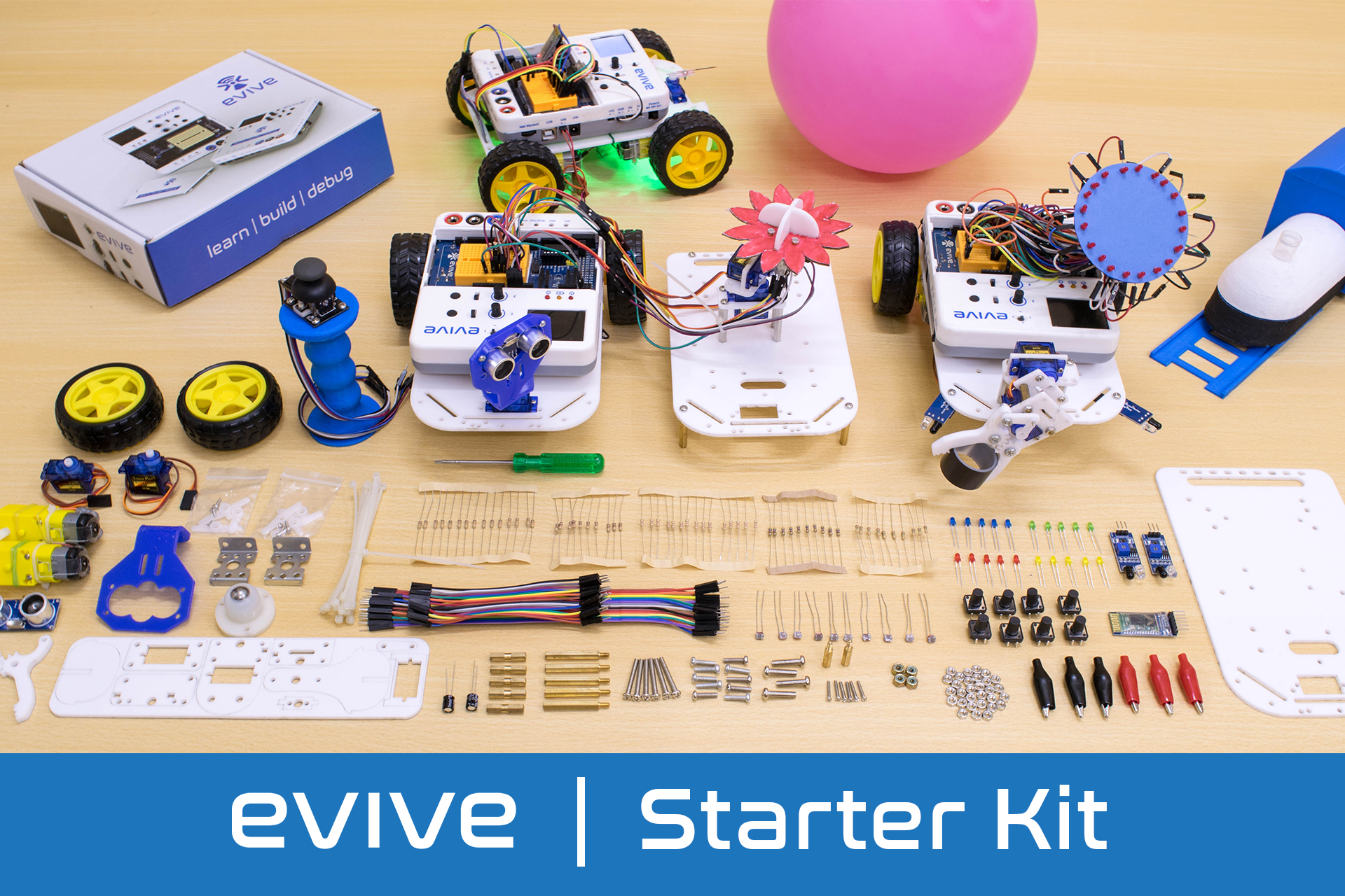 Buy Best Arduino Robot Kit Robotics Starter For Elementary Hobby Circuits Free Electronic Circuit Project Evive