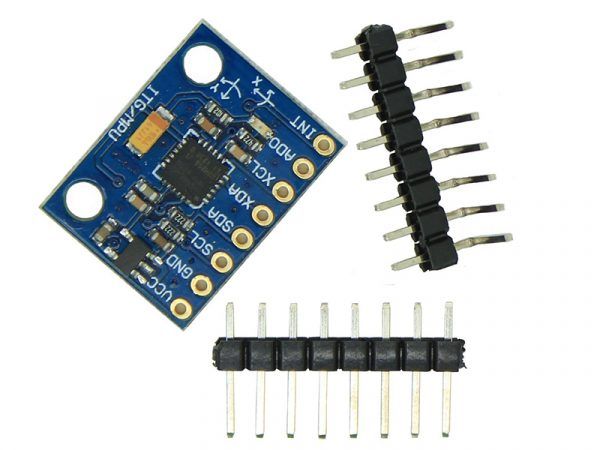 GY521 Accelerometer and gyroscope