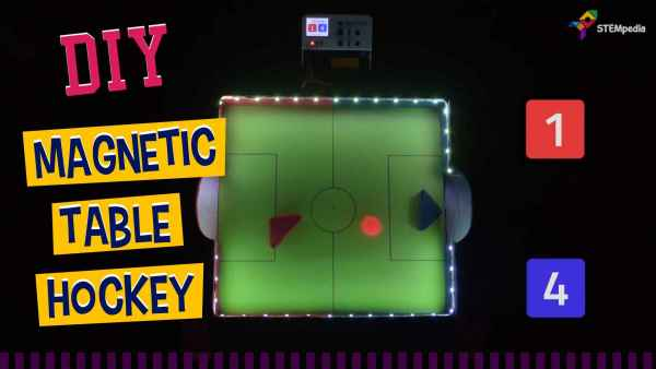Magnetic-Table-Hockey