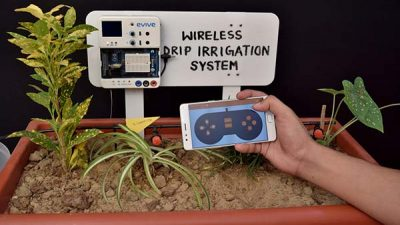 Smartphone Controlled Plant Watering 600px