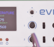 Interface temperature sensor(LM35) with evive