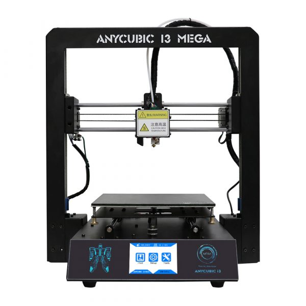 Anycubic i3 Mega Printer Front