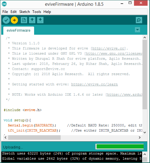 Getting Started with Arduino IDE - STEMpedia