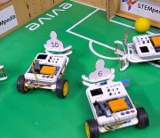 DIY Soccer Playing Mobile Robot
