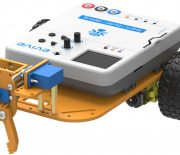 Pick and Place Mobile Robot