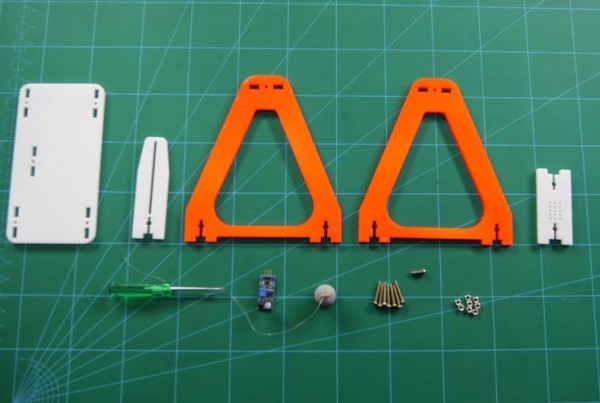 DIY Pendulum Components Required