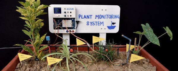 How to make a DIY Smart Plant Monitoring System using