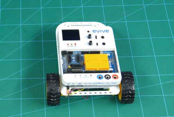 Smartphone-Controlled Robot