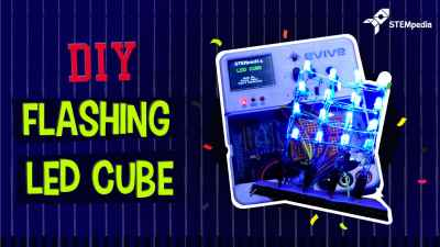 Flashing-LED-Cube