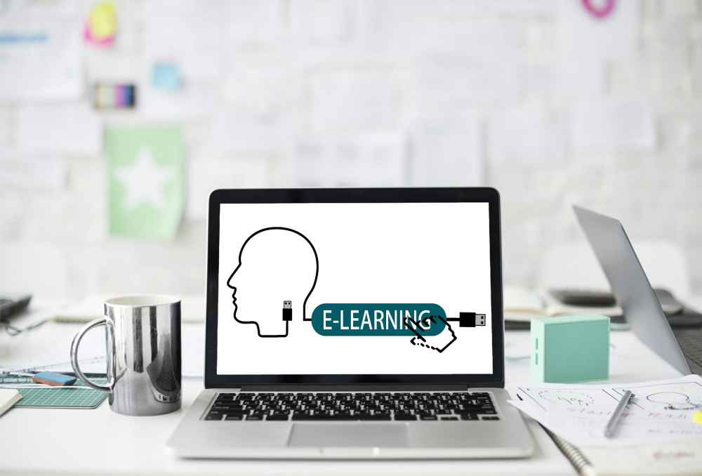 online learning on YouTube
