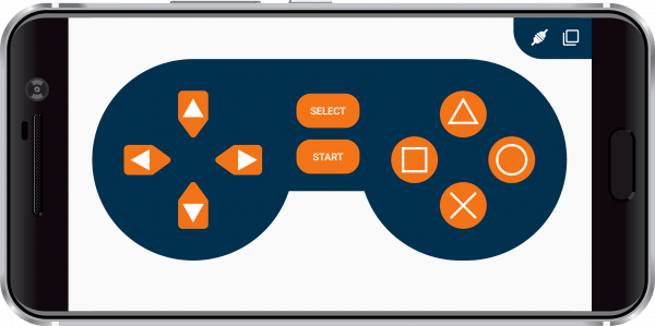 Game Pad_Connected