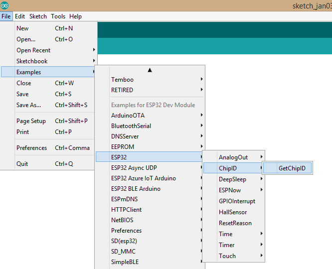 Getting Started with ESP32 on Arduino IDE - STEMpedia