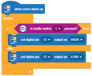 is tactile switch example