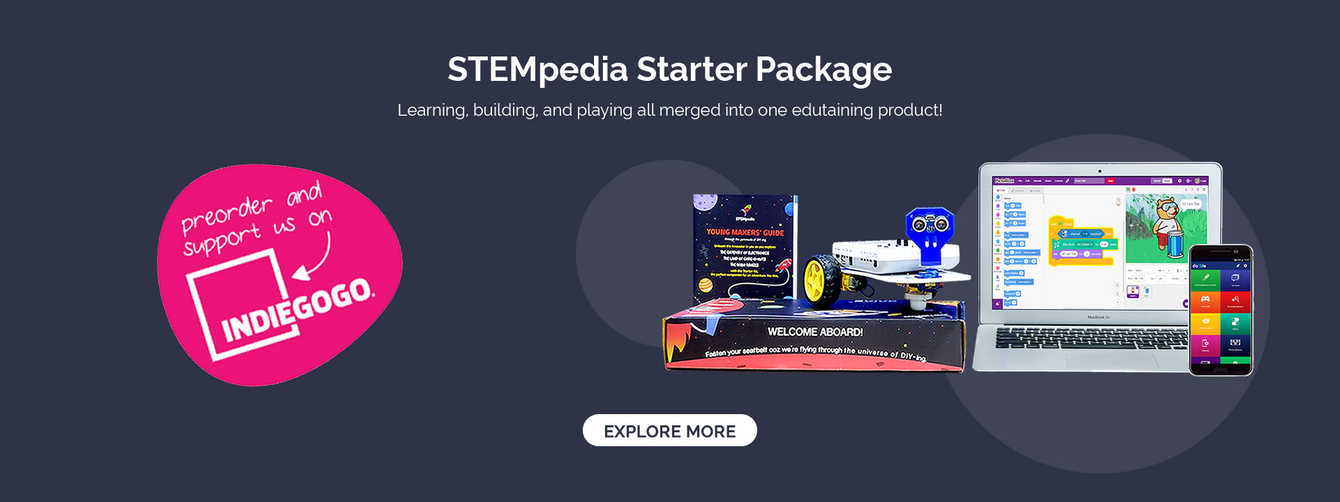 STEMpedia-Starter-Package-Launched