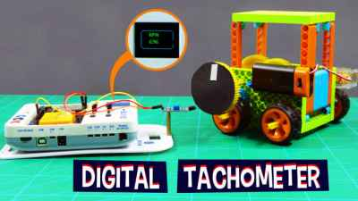 Digital-Tachometer