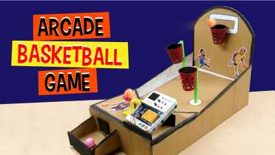 Arcade-Basketball-Game