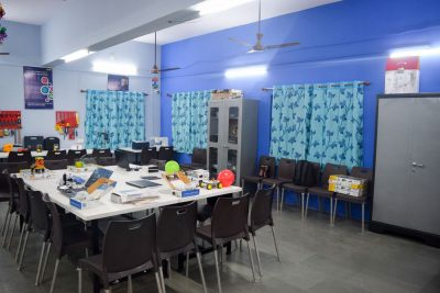 Atal Tinkering Lab Setup & ATL Inauguration in New Education High School Petlad Anand by STEMpedia-29