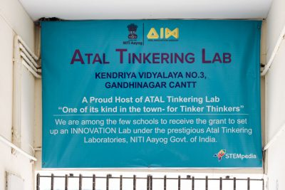 Atal Tinkering Lab Setup and Teacher Training by STEMpedia-31