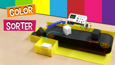 DIY Color-Sorter