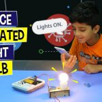 DIY Voice Activated Light Bulb