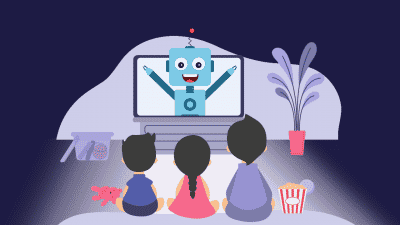10 Best AI movies and Documentaries for Kids and Teens