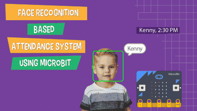 Face Recognition Based Attendance System Using Micro: bit