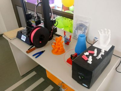 Atal Tinkering Lab Setup by STEMpedia in Anand Niketan