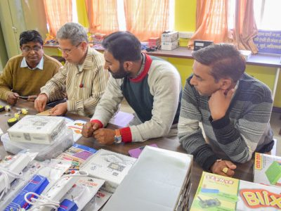 Atal Tinkering Lab Setup and Teacher Training by STEMpedia-18