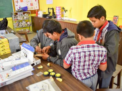 Atal Tinkering Lab Setup and Teacher Training by STEMpedia-24