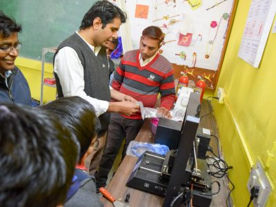 Atal Tinkering Lab Setup and Teacher Training by STEMpedia-28