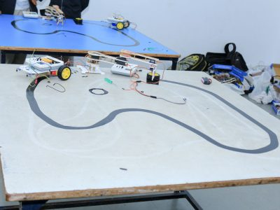 Robotics Competition by STEMpedia and STEMians-21
