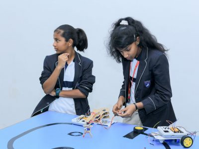 Robotics Competition by STEMpedia and STEMians-26