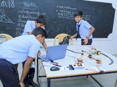 Robotics Competition by STEMpedia and STEMians-30