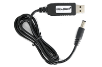 USB to DC jack cable for Battery bank